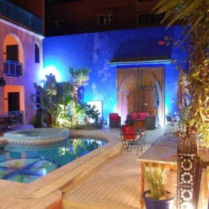 Tiziri Surf Maroc accommodation riad in Tamraght Agadir Morocco