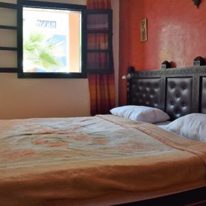 Double Room in Riad Tiziri Surf Maroc Tamraght